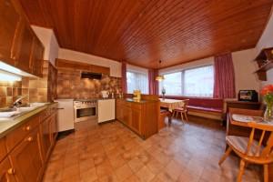 Wohnküche im App. L 1